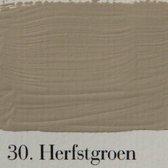 L'authentique krijtverf 2.5 lit. kleur 30 Herfstgroen