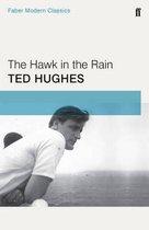 Boek cover Hawk in the Rain (Faber Modern Classics) van Ted Hughes