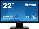 Iiyama ProLite T2252MSC-B1 - Full HD Touchscreen Monitor