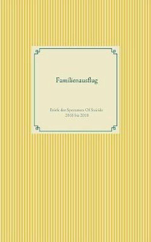 Boek cover Familienausflug van Ribeiro Do Espinho, (Paperback)