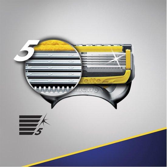 Gillette Fusion5 Proshield Scheermesjes Mannen - 6 stuks