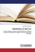 Relativity in Koran