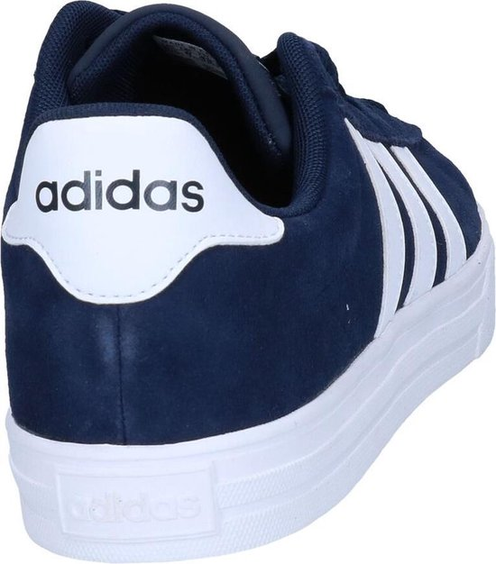 adidas Daily 2.0 Heren Sneakers - Collegiate Navy/Ftwr White/Ftwr White - Maat 43.5 - adidas