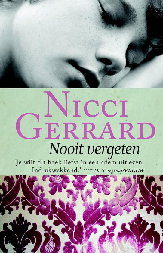 Nooit vergeten - Nicci Gerrard  