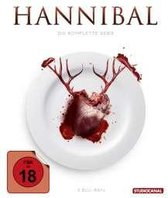 Hannibal (Komplette Serie) (Blu-ray)