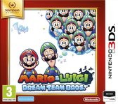 Mario en Luigi Dream Team Bros - Nintendo Selects - 2DS + 3DS