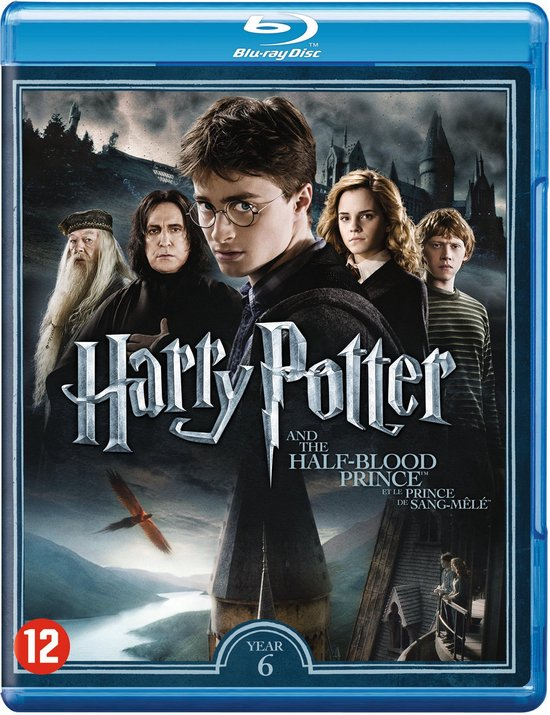 Harry Potter And The Half-Blood Prince (Blu-ray)