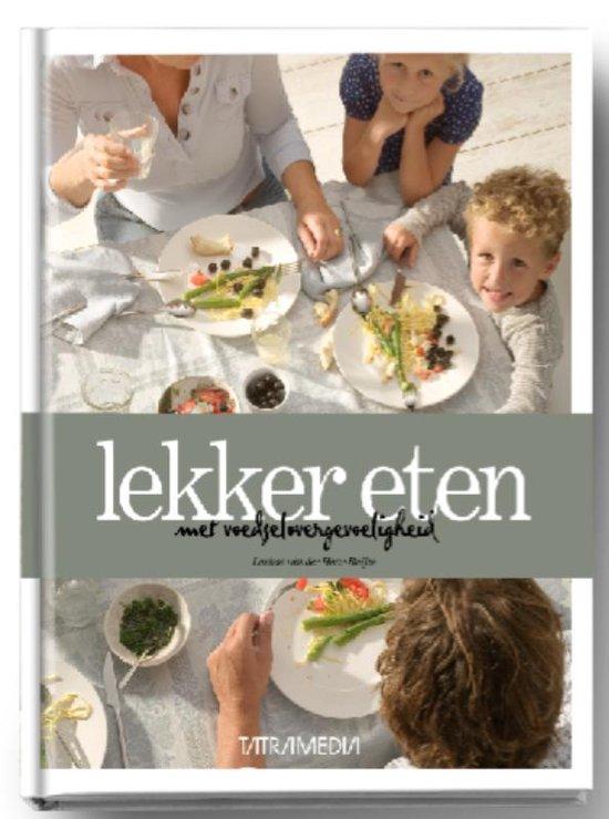 Lekker eten met voedselovergevoeligheid - Larisse van der Haar Buijze |