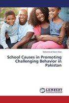 School Causes in Promoting Challenging Behavior in Pakistan