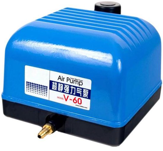 Aquaforte luchtpomp Hi-Flow V-60