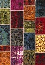 Vloerkleed Patchwork Ethno 819-110 Multi-160x230 cm
