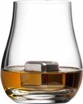 Whisky glas Tumbler 6 stuks Whiskyglazen - GLASS SPEY DRAM 22 CL