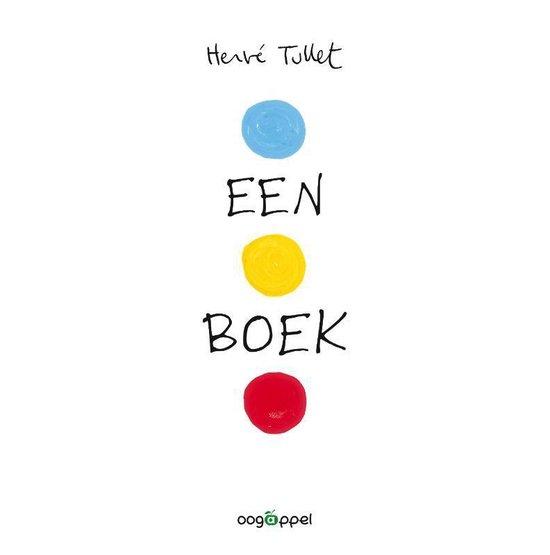 Boek cover Een boek van Hervé Tullet (Hardcover)