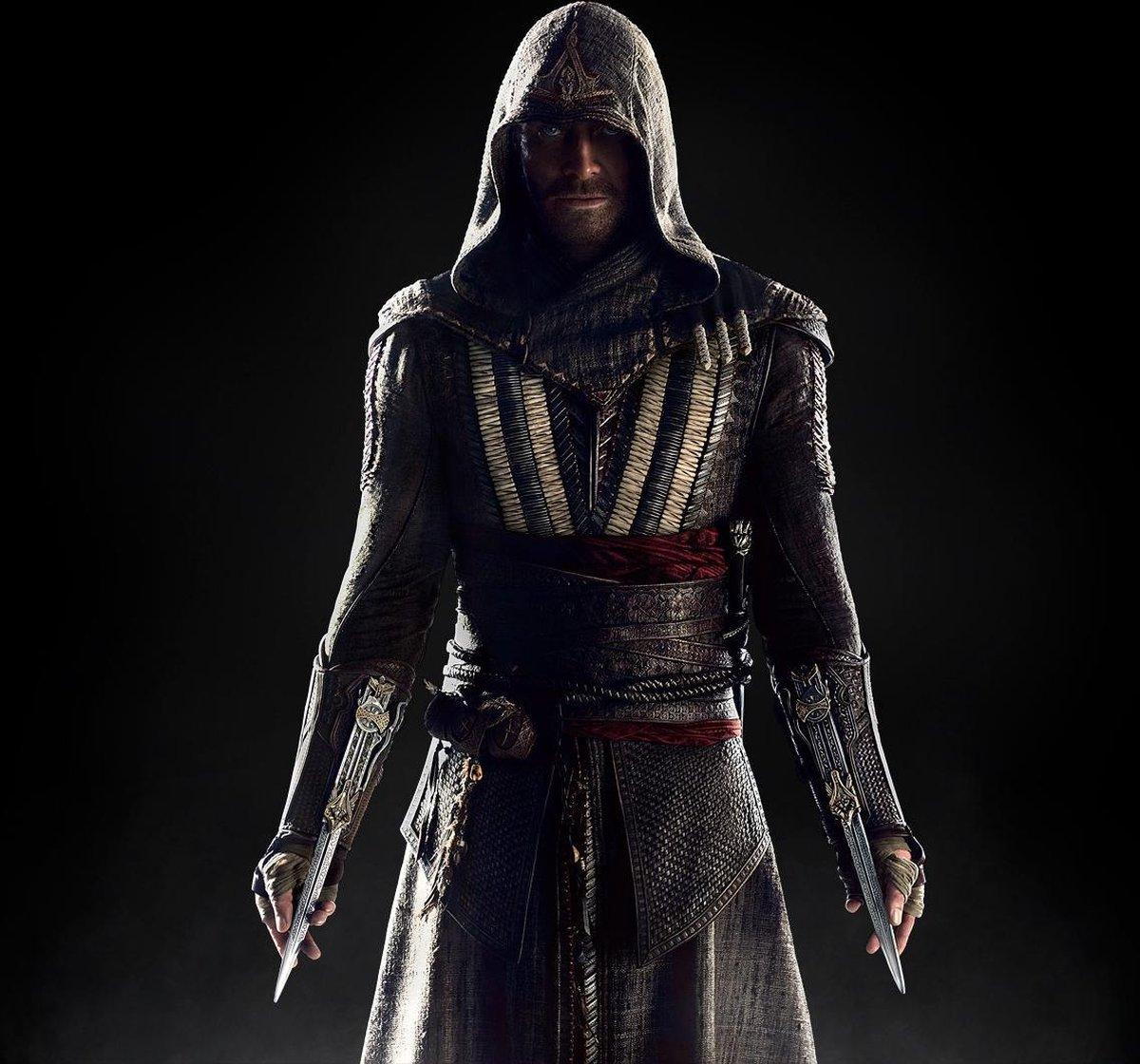 Assassin's Creed (4k Ultra HD Blu-ray)-