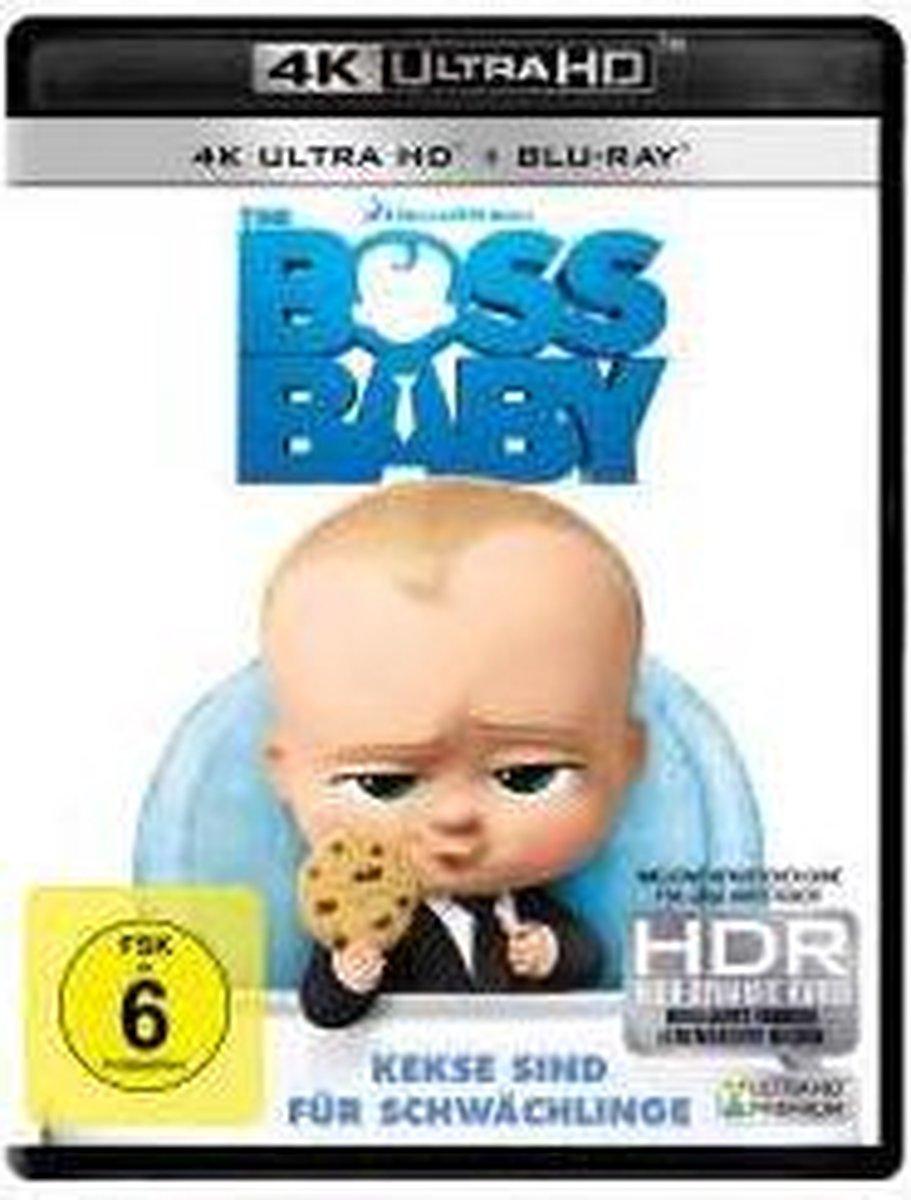 The Boss Baby (Ultra HD Blu-ray & Blu-ray)-