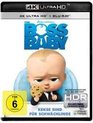 The Boss Baby (Ultra HD Blu-ray & Blu-ray)