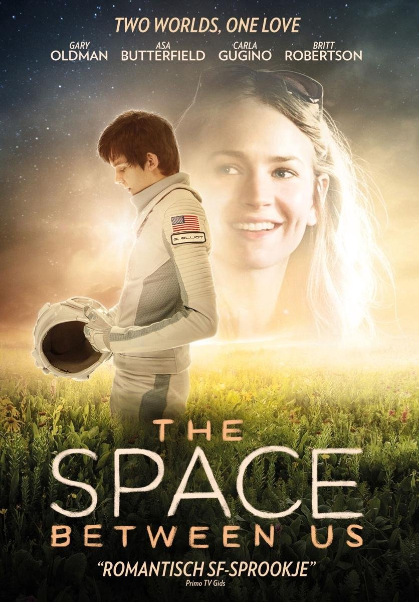 The Space Between Us - Movie