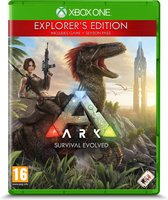 ARK Survival Evolved Explorers Edition - Xbox One