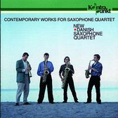 Contemporary Works For Saxophone Qu