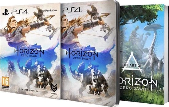 Sony Horizon Zero Dawn, Limited Edition, PS4 video-game PlayStation 4 Meertalig