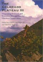 The Colorado Plateau III