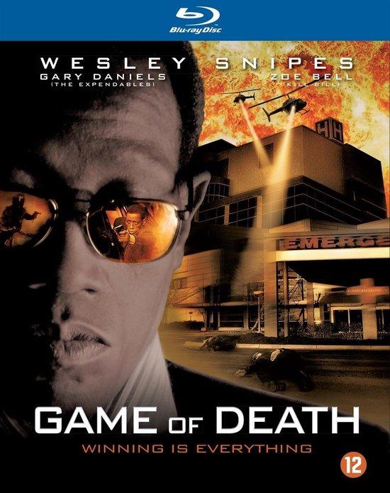 Cover van de film 'Game Of Death'