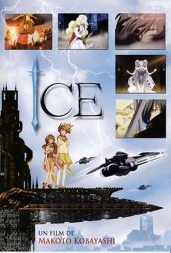 Cover van de film 'Ice'
