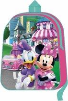 Minnie Mouse & Katrien Duck rugzak rugtas schooltas