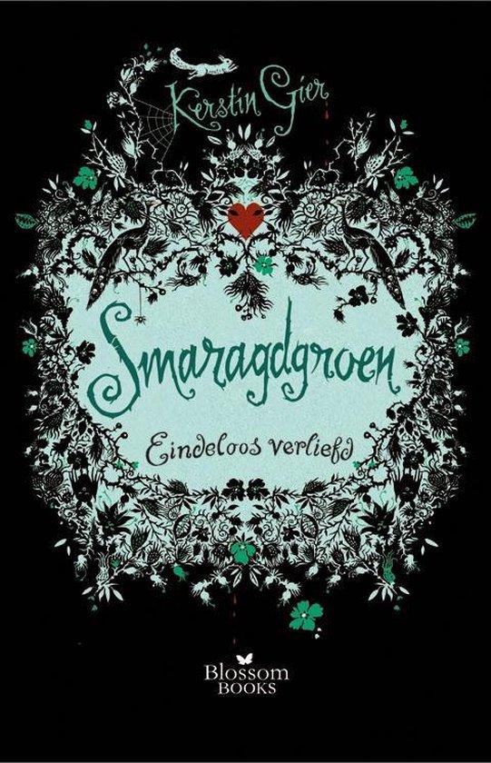Eindeloos verliefd - Smaragdgroen - Kerstin Gier |