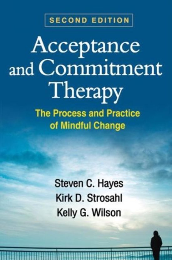 Boek cover Acceptance and Commitment Therapy van Steven C. Hayes (Paperback)