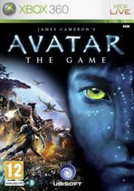 Ubisoft James Cameron's Avatar: The Game  Xbox 360 video-game