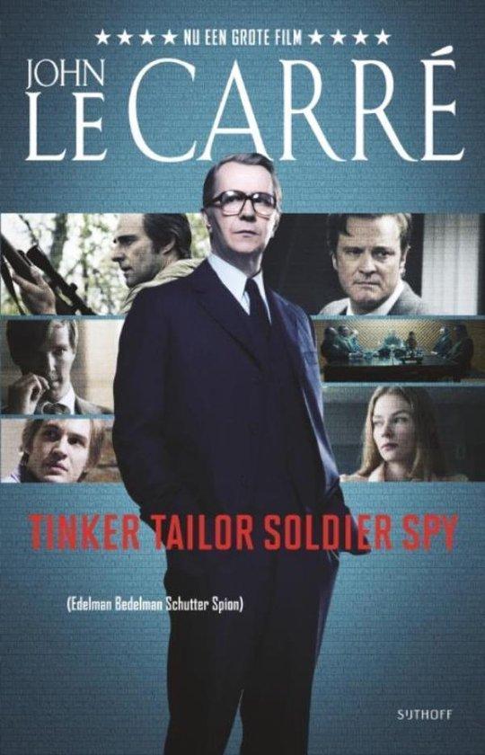 Tinker tailor, soldier spy - John le Carré |