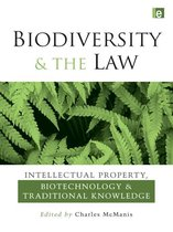Omslag Biodiversity and the Law