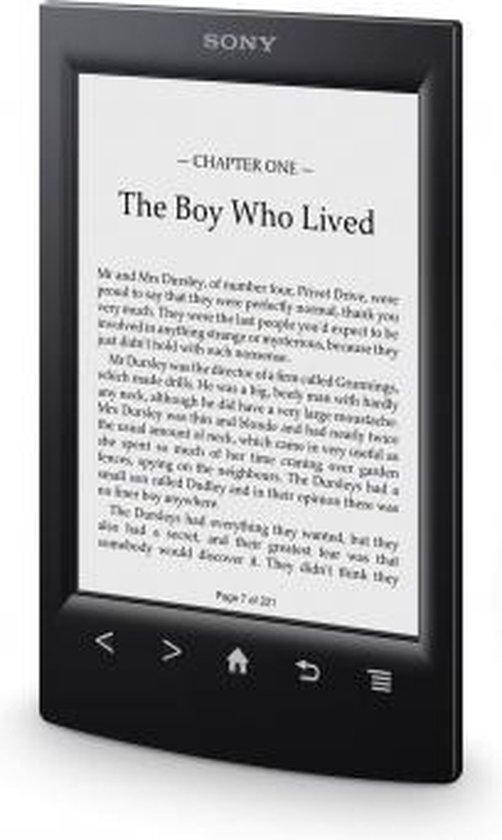 Sony Reader™ Limited Edition (PRS-T2N) - Zwart