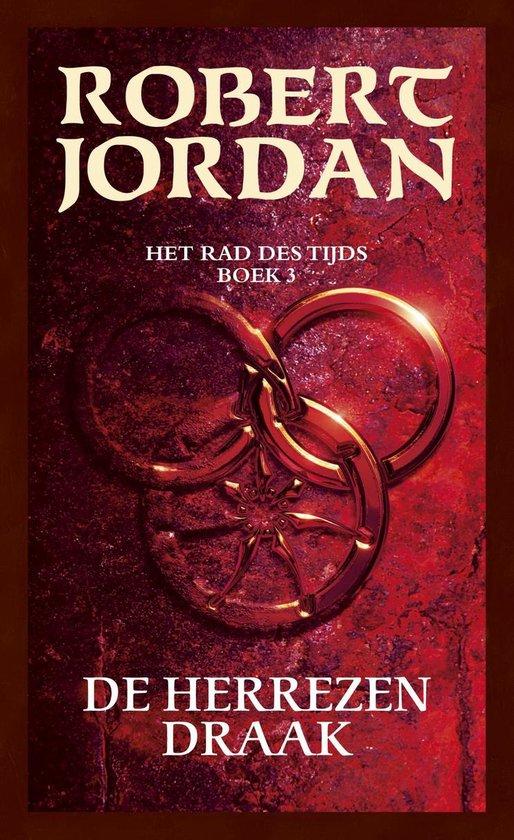 De herrezen draak - Robert Jordan |