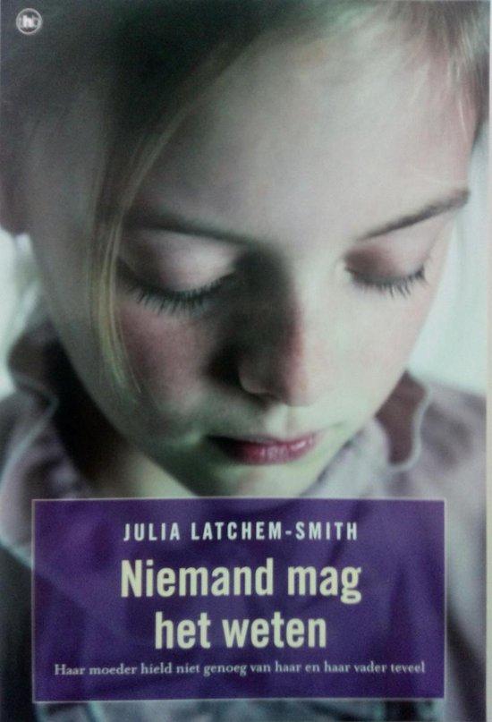 NIEMAND MAG HET WETEN MIDPRICE - J. Latchem Smith  