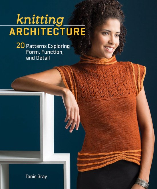 Boek cover Knitting Architecture van Tanis Gray (Onbekend)