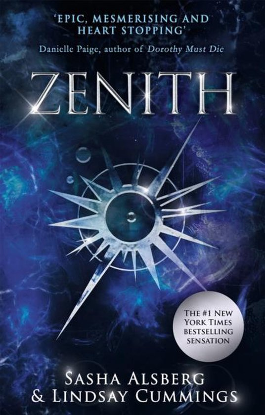Zenith (The Androma Saga, Book 1)
