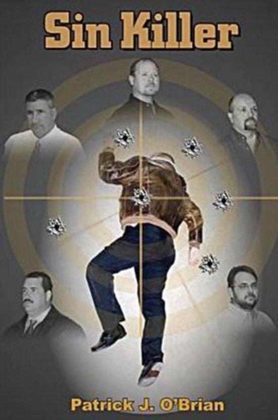Boek cover Sin Killer van Patrick J OBrian (Paperback)
