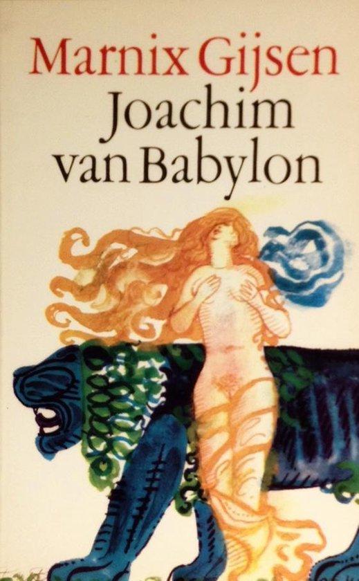 Boek van joachim van babylon - Gysen  
