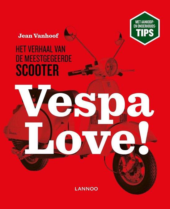 Vespa love! - Jean Vanhoof |