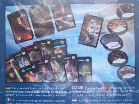 Thumbnail van een extra afbeelding van het spel Star Wars Attack of the Clones Card Game