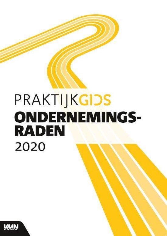 Praktijkgids ondernemingsraden 2020 - Pauline Maarsen  