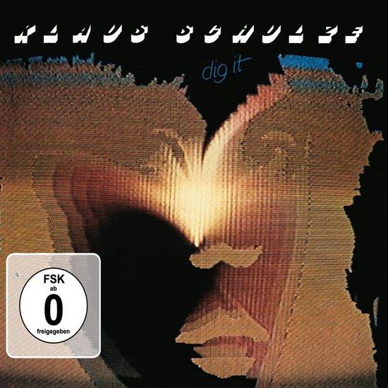 Schulze Klaus - Dig It -Cd+Dvd-