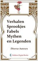Verhalen sprookjes fabels mythen en legenden
