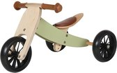 Smart bike 4in1 retro groen