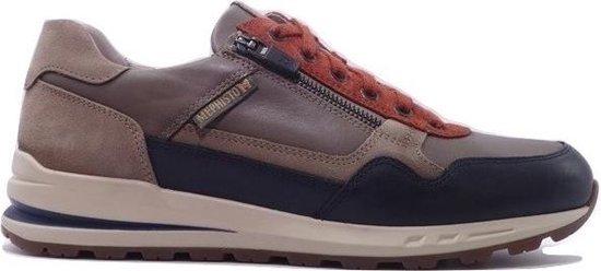 Mephisto Bradley Sneakers Grijs Blauw Brick 41