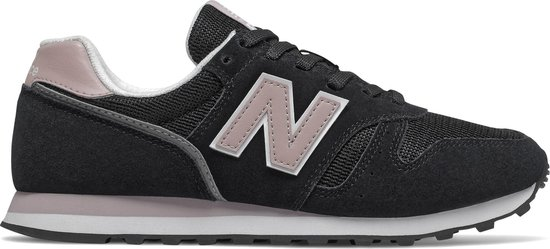New Balance WL373 B Dames Sneakers - Black - Maat 43