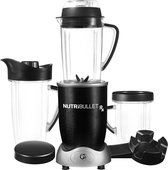 NutriBullet Rx - 10-delig - 1700 Watt - Blender - Soepmaker - Zwart