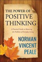 Boek cover The Power of Positive Thinking van Norman Vincent Peale (Onbekend)